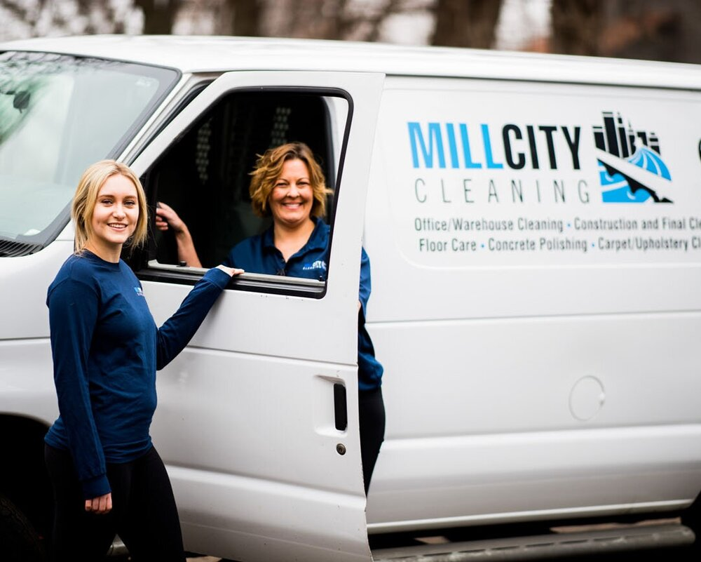 Electrostatic cleaning Minneapolis