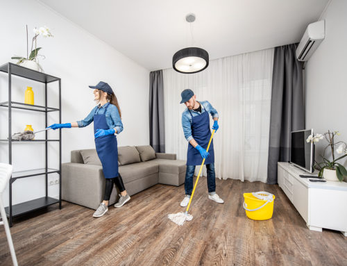 Home Cleaning: The Investment You Shouldn't Overlook